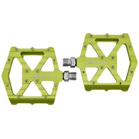 XLC PD-M12 Pedalen groen